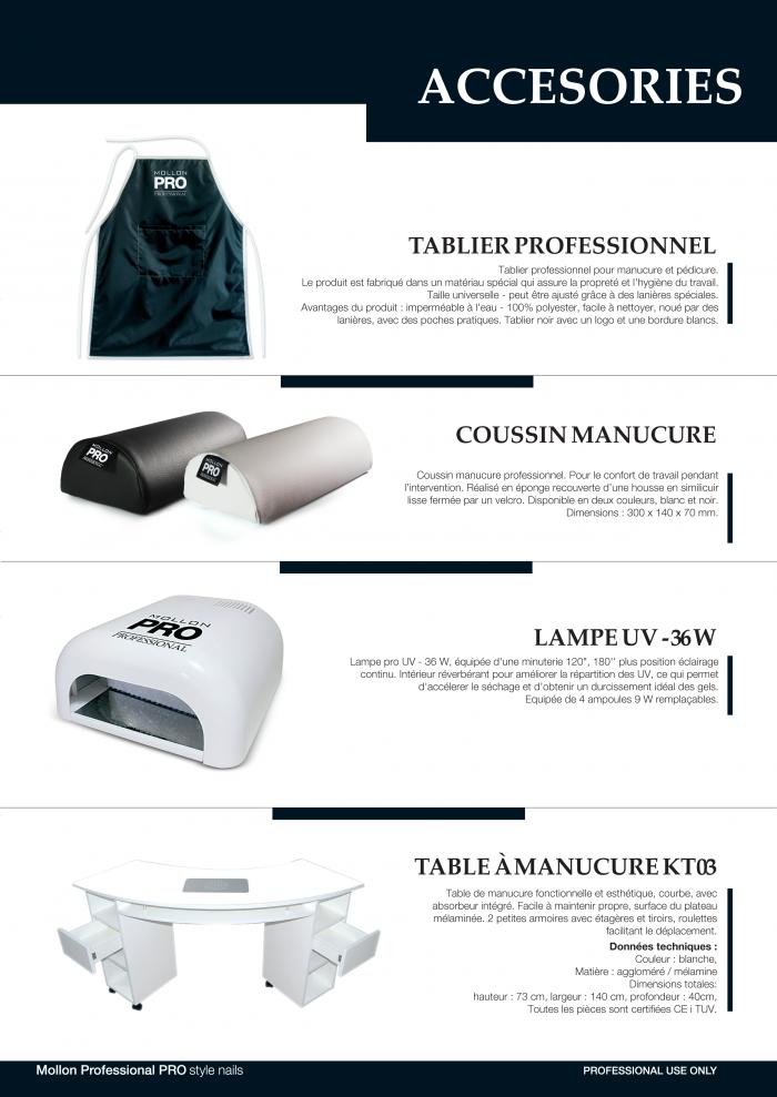Mollon PRO France accessoires2