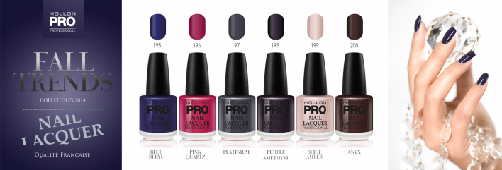 Nail Lacquer_fall collection 2014